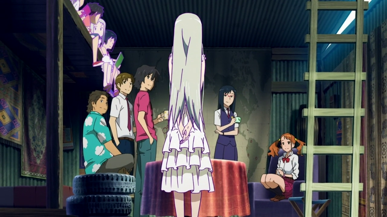 TanggaJalan Download Anime Anohana Sub Indo 1 11End 3GP